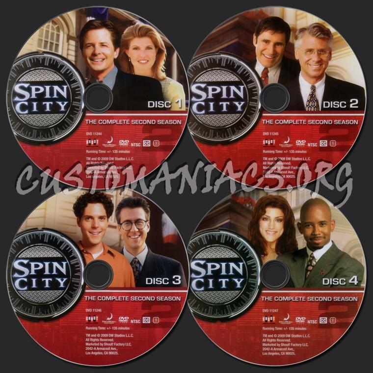 spin city season 1 télécharger