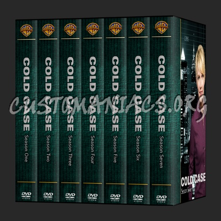 Cold Case - TV Collection