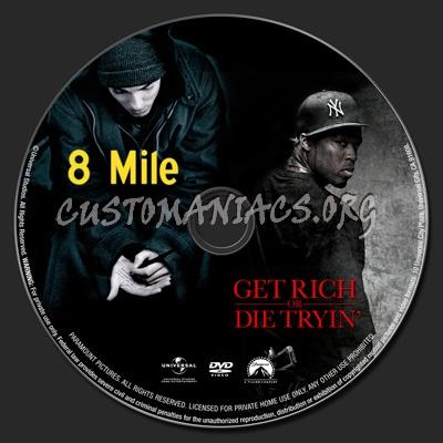 8 Mile Dvd 8 Mile / Get Rich or Die Tryin