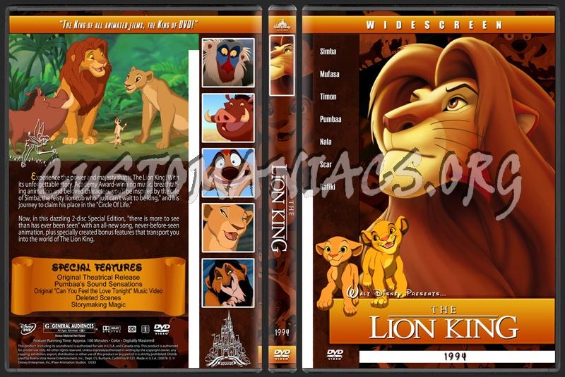 Король Лев 1994 смотреть онлайн или скачать мультфильм