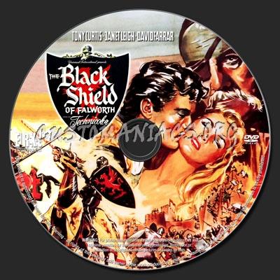 Black Shield of Falworth Black Shield of Falworth Dvd