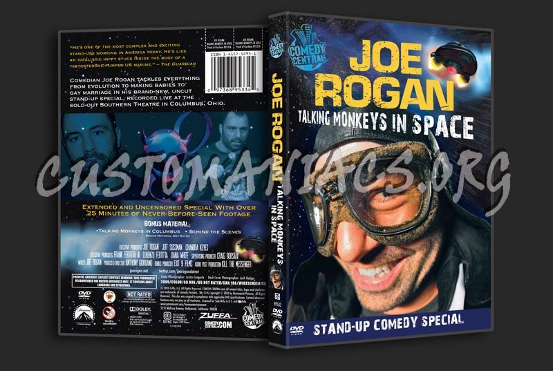 Joe Rogan  Talking Monkeys in Space dvd cover