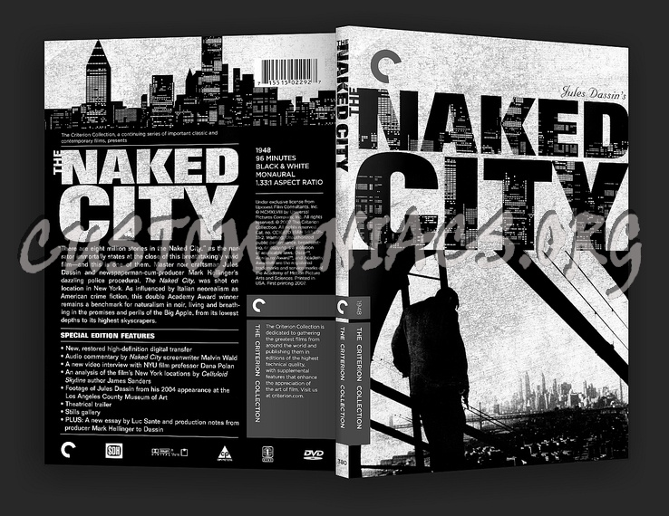 380 - The Naked City