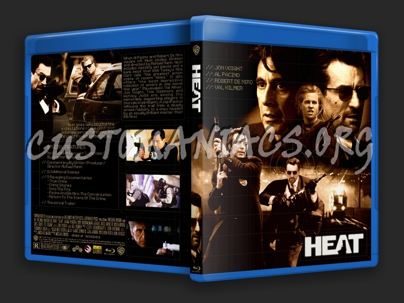 RED HEAT Korea Blu-Ray w/ Slipcase - Like New - Arnold ...