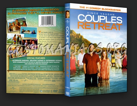 Couples Retreat dvd cover