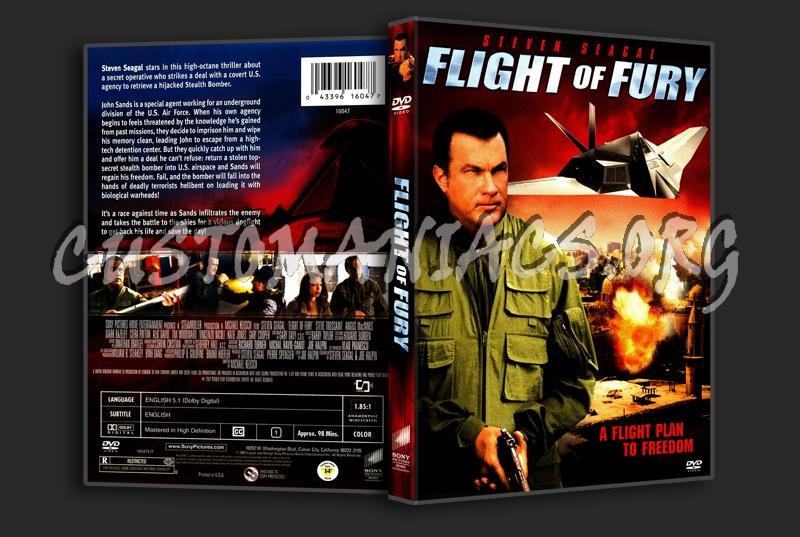 Flight of Fury dvd cover