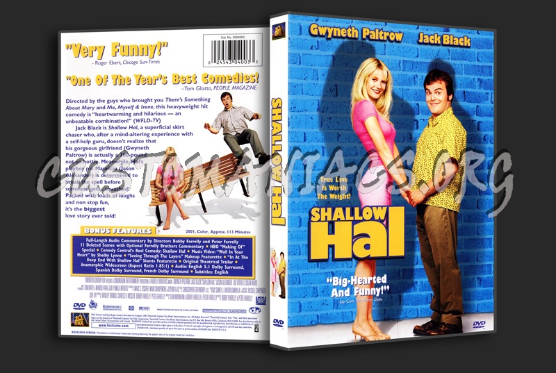 Shallow Hal dvd cover
