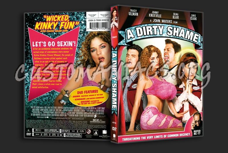 A Dirty Shame dvd cover
