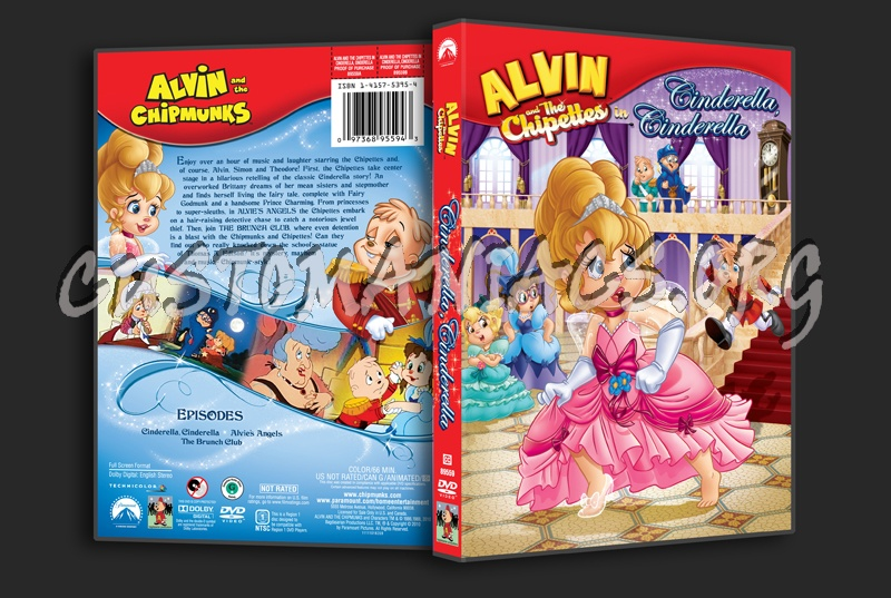 Alvin and the Chipmunks: Alvin and the Chipettes in Cinderella Cinderella