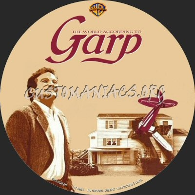 The World According to Garp dvd label