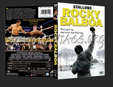 Rocky Balboa dvd cover