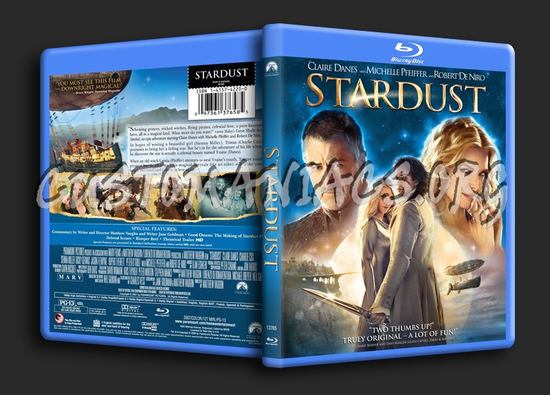 Stardust blu-ray cover