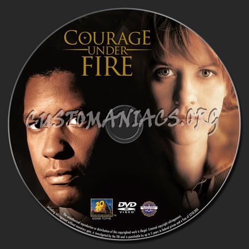 Courage under fire dvd