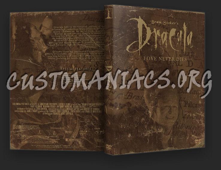 Dracula dvd cover