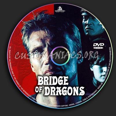 Bridge Of Dragons dvd label