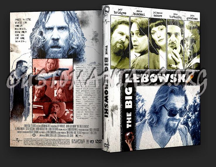 The Big Lebowski dvd cover