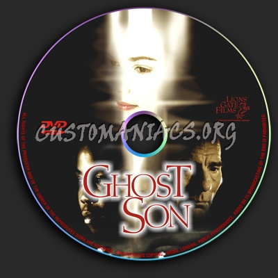 Ghost Son dvd label