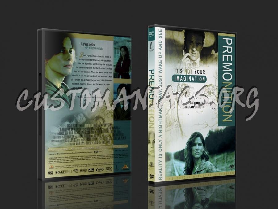 Premoniton dvd cover