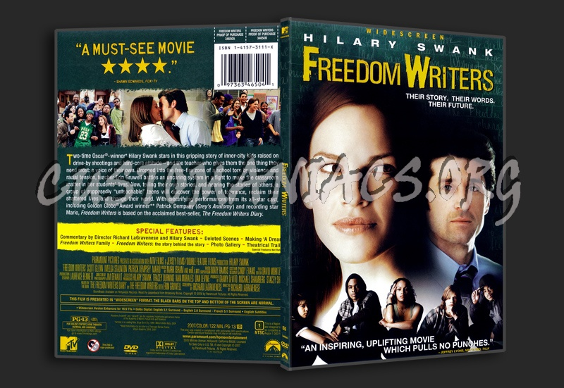 freedom writers showing racism When i was finishing high school our class read the book freedom writers discrimination and racism in class because it is still a big issue in our society i started looking information up on the students that wrote freedom writes and i found their foundation which explains the.