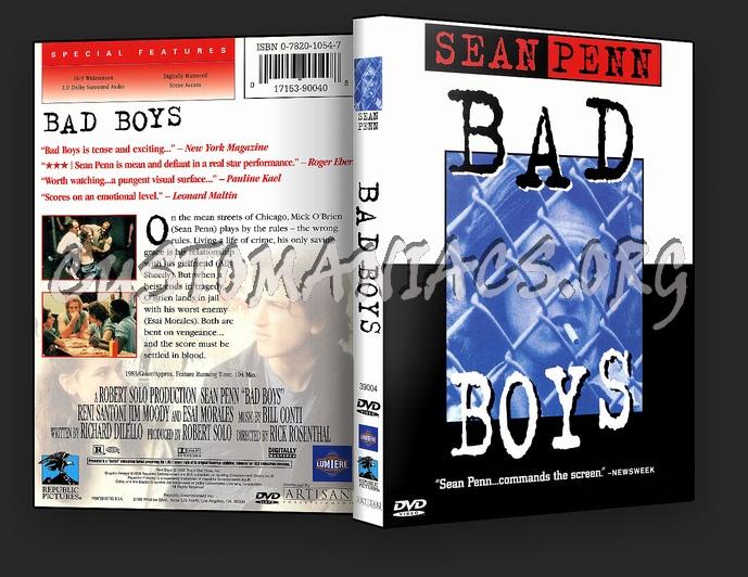 Bad Boys dvd cover