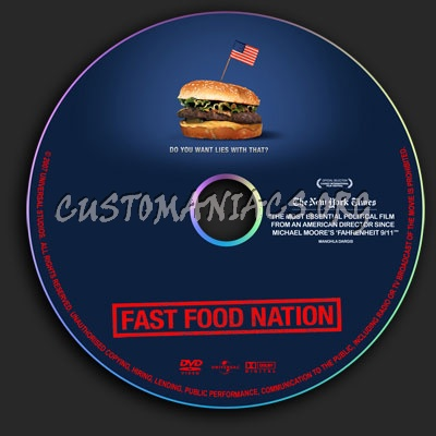 chapter 4 fast food of nation Listen to fast food nation: the dark side of the all-american meal audiobook by eric schlosser stream and download audiobooks to your computer, tablet or mobile phone.