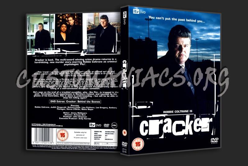Cracker dvd cover