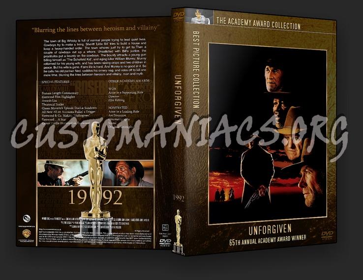 Unforgiven - Academy Awards Collection dvd cover