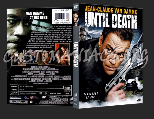 Until Death dvd cover