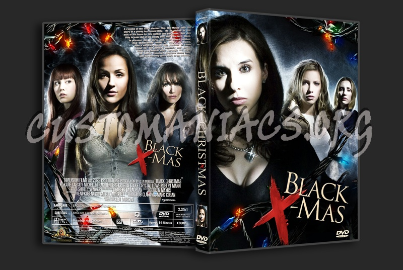 Black Xmas dvd cover