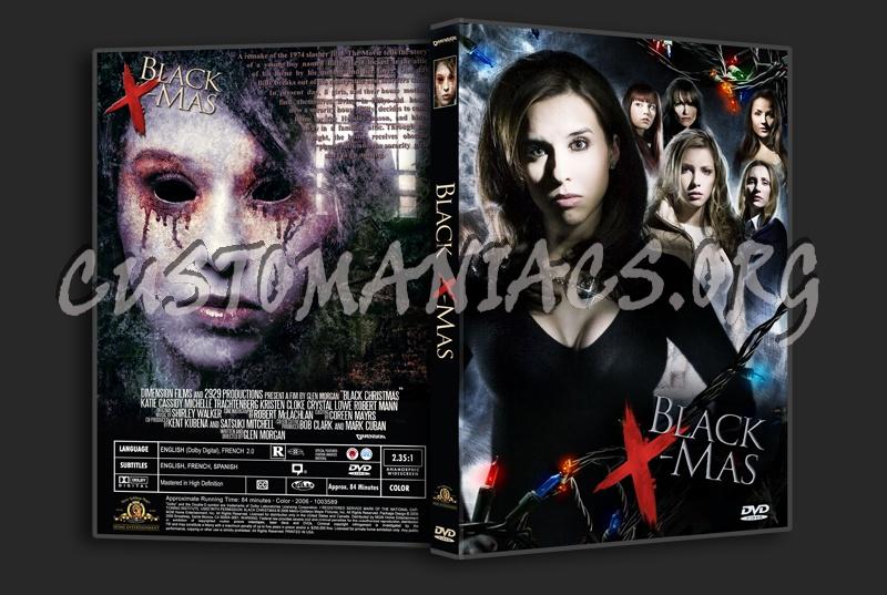 Black Xmas dvd cover