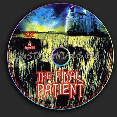 The Final Patient dvd label