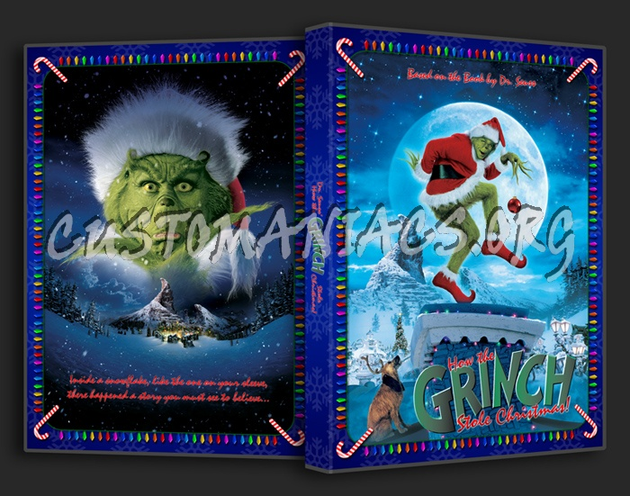 The Grinch dvd cover