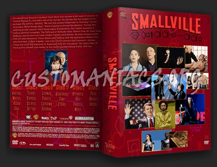Smallville Season 11 Dvd Smallville Season 1-5 Dvd