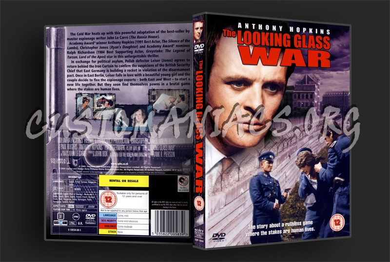The Looking Glass War dvd cover