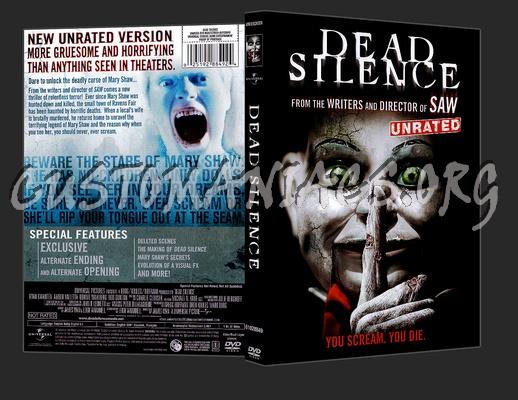 Dead Silence dvd cover