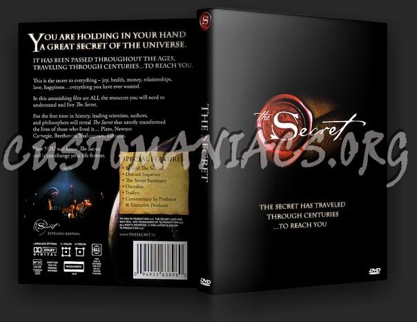 The Secret dvd cover