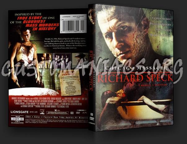 Chicago Massacre Richard Speck dvd cover