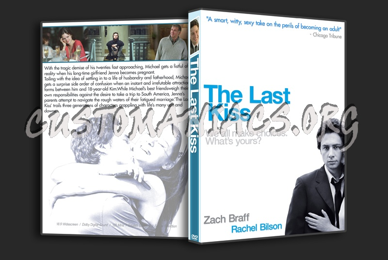 The Last Kiss dvd cover