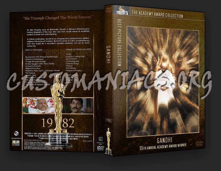 Gandhi - Academy Awards Collection dvd cover