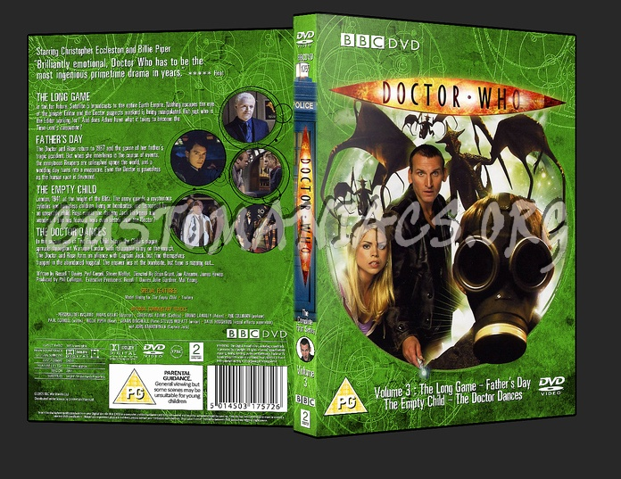 Christopher eccleston doctor who season 1 ninth doctor doctor.