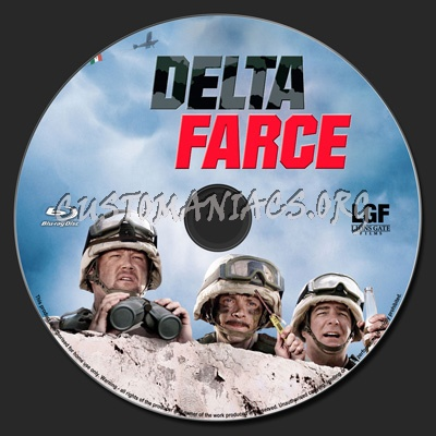 Delta farce dvd label dvd covers labels by for Best farcical films
