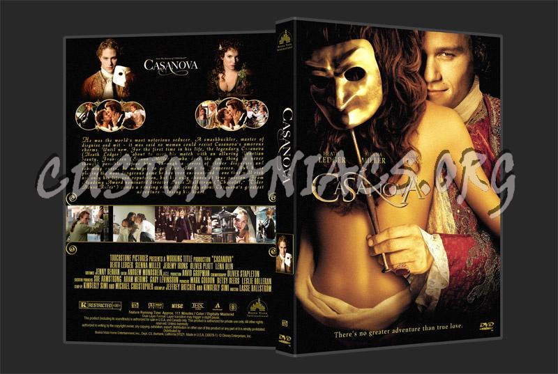 Casanova dvd cover