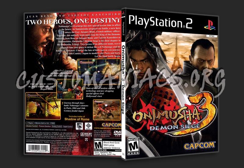 Onimusha 3: Demon Siege PS2 Cheats