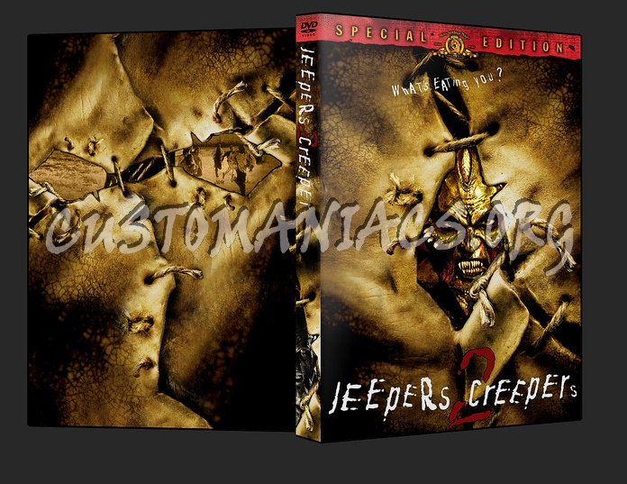 Jeepers Creepers 2 dvd cover