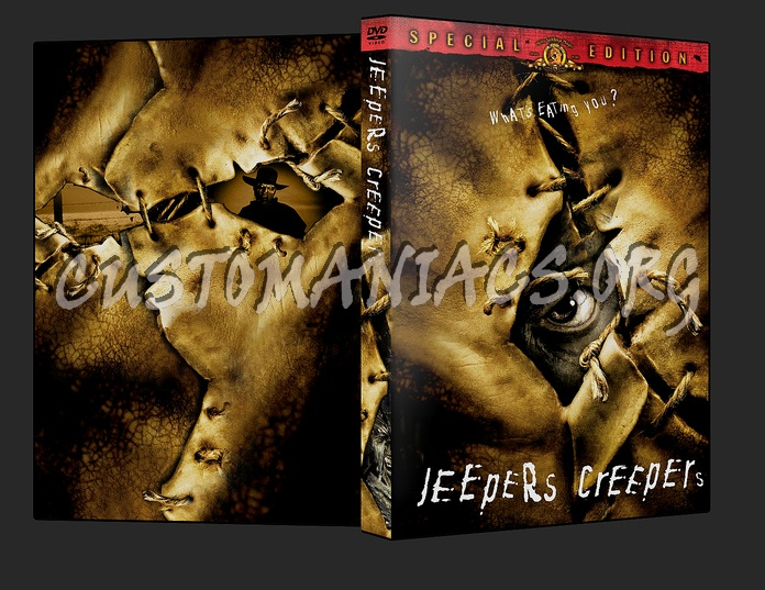Jeepers Creepers dvd cover
