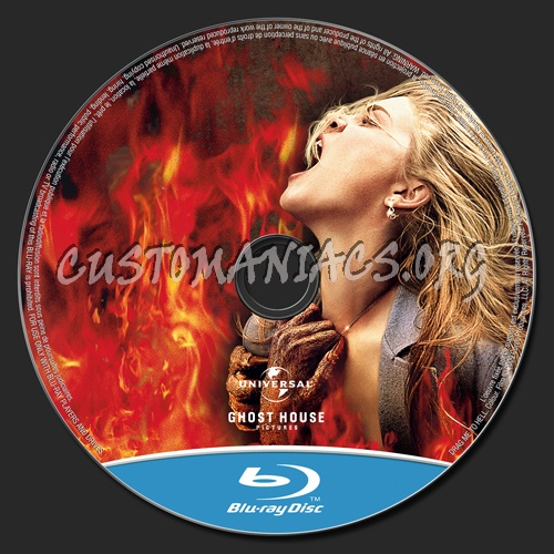 Drag Me To Hell blu-ray label