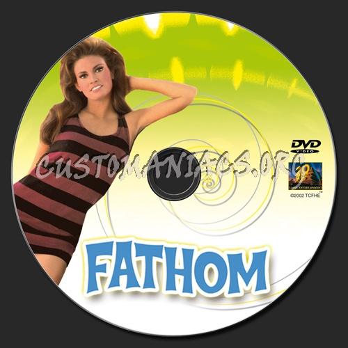 Fathom dvd label