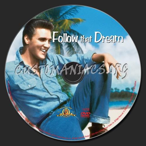 Follow that Dream dvd label