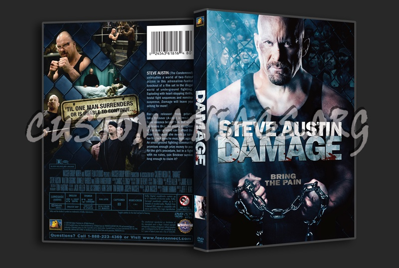 Damage dvd cover