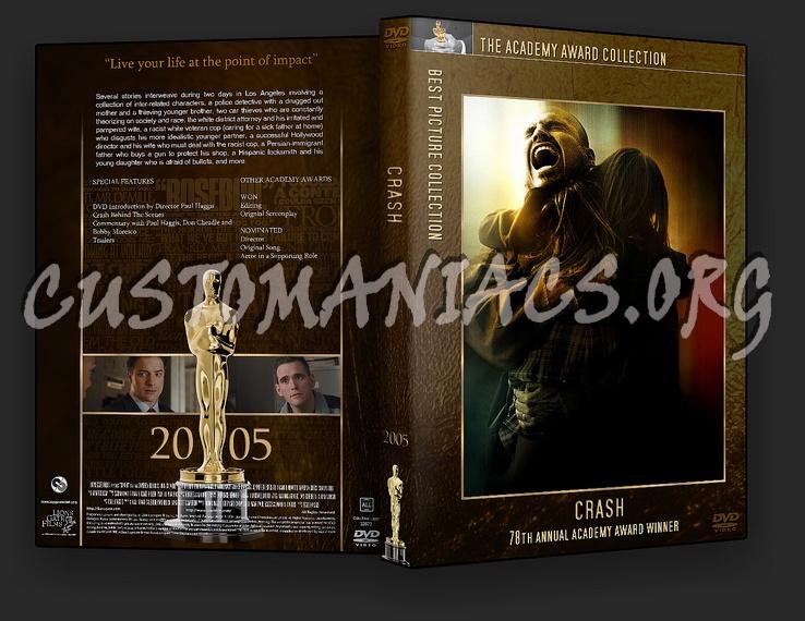Crash - Academy Awards Collection dvd cover